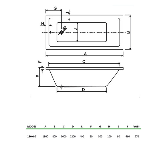 Technical drawing QS-V59986 / 154PLASOLO1880