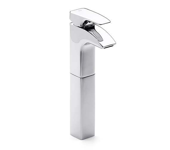 Roca Thesis Extended Basin Mixer Tap With Pop-Up Waste - 5A3450C00