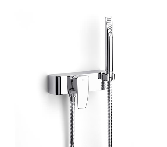 Roca Thesis Wall Mounted Shower Mixer And Kit - 5A2050C00