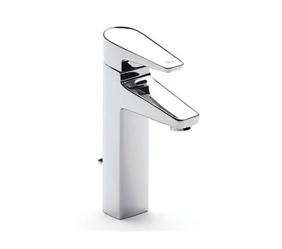 Roca Esmai Extended Basin Mixer Tap With Pop-Up Waste - 5A3431C00