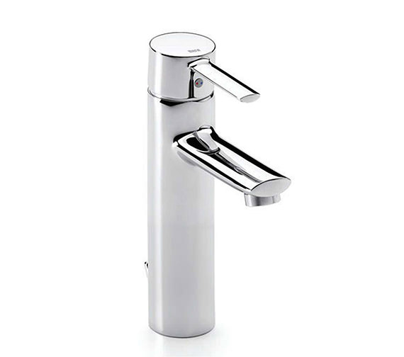 Roca Targa Extended Basin Mixer Tap With Pop-Up Waste - 5A3460C00