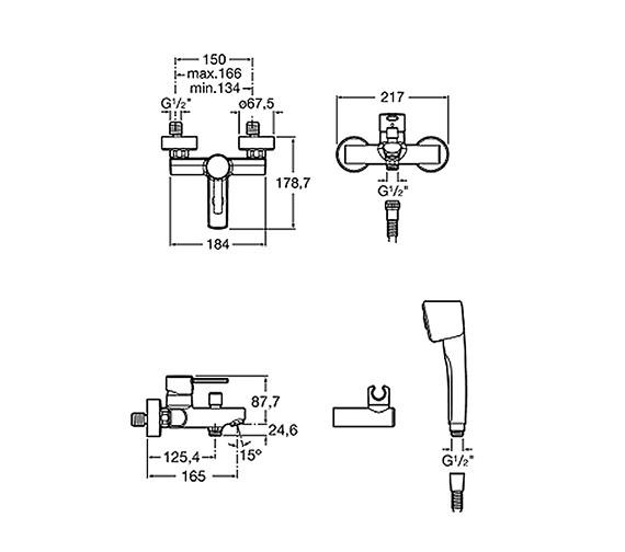 Technical drawing QS-V60177 / 5A0160C02