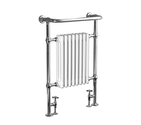 Phoenix York Traditional Towel Rail 673mm x 963mm - RA063