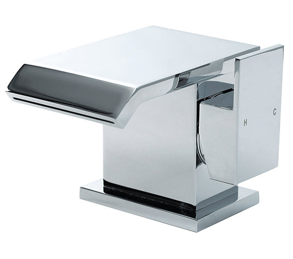 Phoenix QS Series Basin Mono Tap With Kilk Klak Waste - QS009