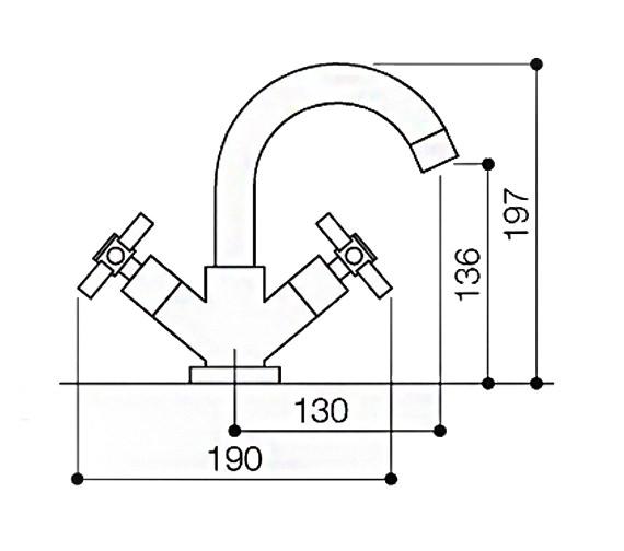 Technical drawing QS-V60635 / CR009