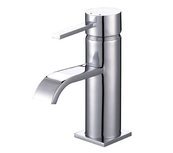 Phoenix NR Series Mono Basin Mixer Tap With Sprung Waste - NR009