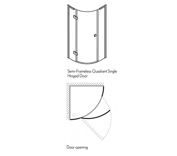 Technical drawing QS-V60745 / DQSSC12X8