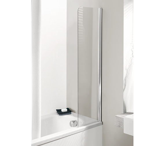 Simpsons Supreme Fixed Bath Guard 350 x 1280mm - 6036