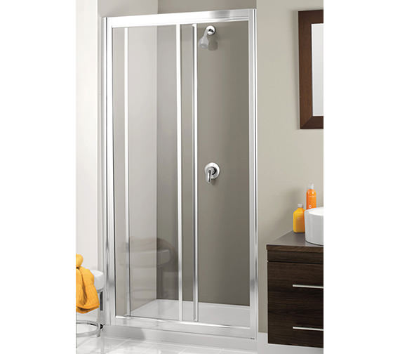 Simpsons Supreme Framed Single Shower Slider 1400mm - 7345