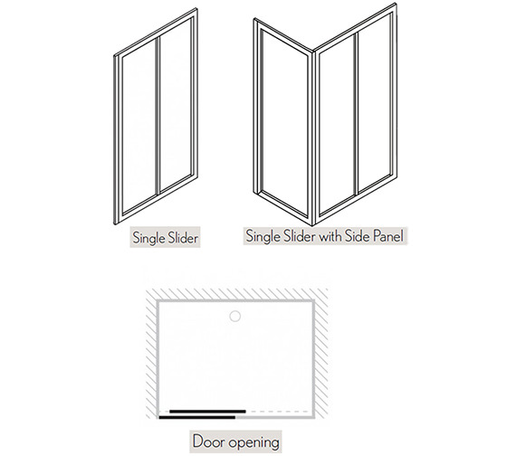 Technical drawing QS-V60789 / 7336