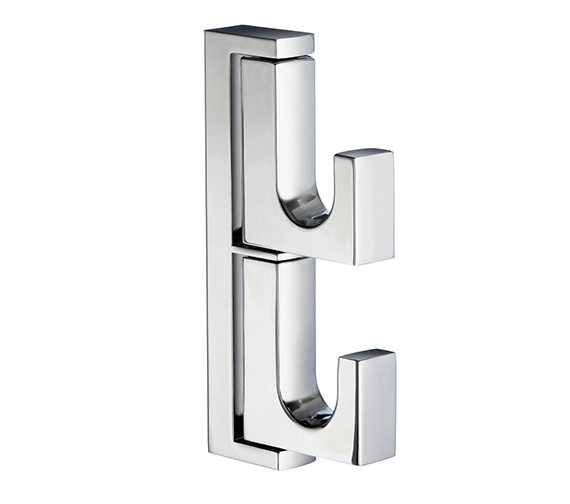 Smedbo Life Swing Arm Double Towel Hook