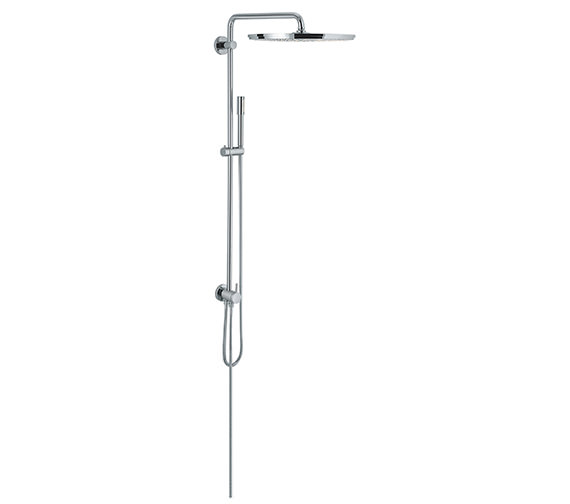 Grohe Spa Rainshower Shower System With Diverter And Jumbo Head