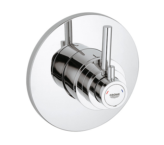 Grohe Avensys Modern BIV Dual Control Thermostatic Shower Mixer - 34224000