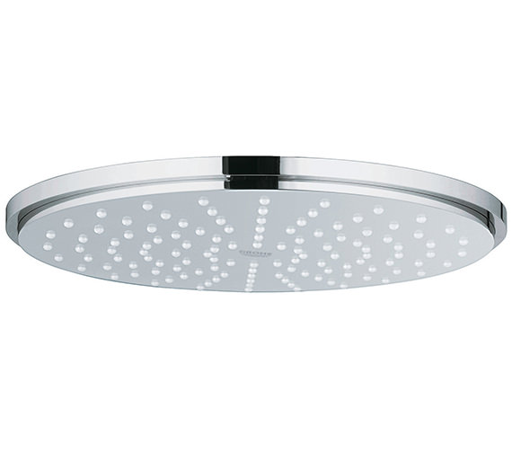 Grohe Rainshower Cosmopolitan Chrome Shower Head - 28368000