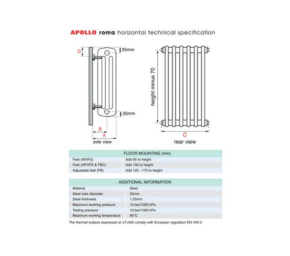 Technical drawing QS-V61549 / 3C6H1800