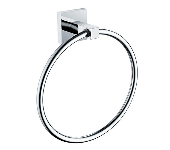 Bristan Solo Towel Ring Chrome Plated - SO RING C