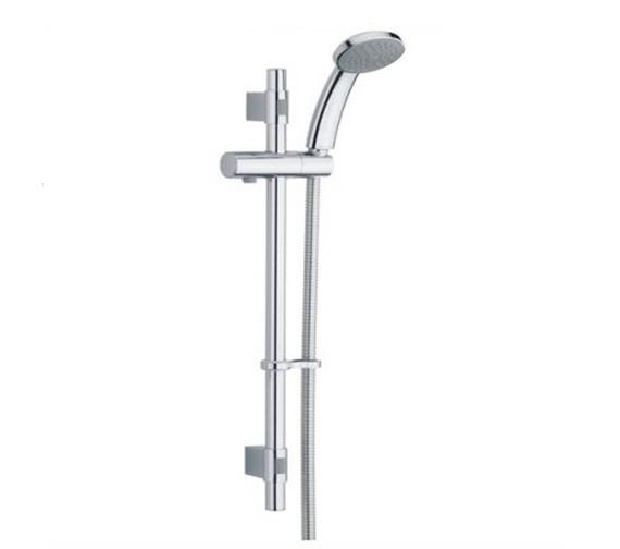 Bristan Evo Adjustable Shower Kit Chrome - EVC KIT01 C