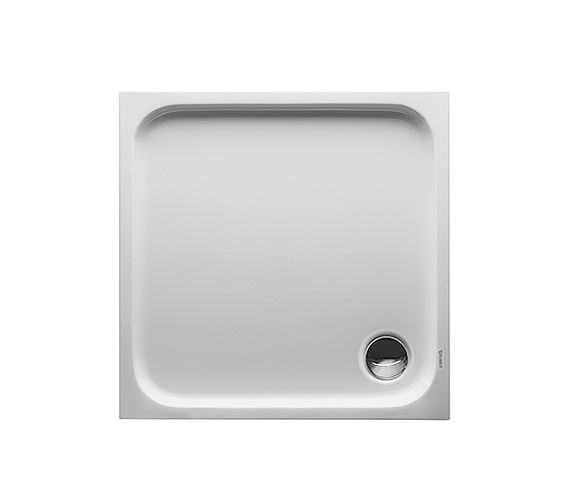 Duravit D-Code 900 x 900mm Square Shower Tray