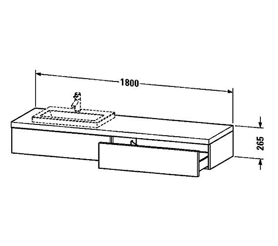 Technical drawing QS-V61851 / DL6892L1818