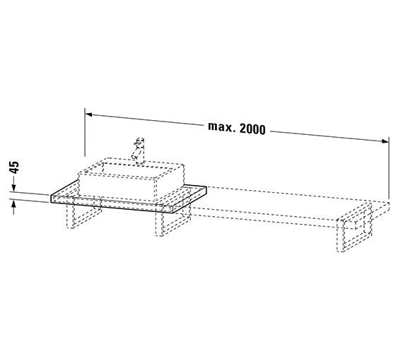 Technical drawing QS-V61865 / DL020C02222
