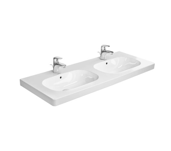 Additional image of Duravit X-Large 1150mm Floor Mounted Unit And 1200mm D-Code Basin