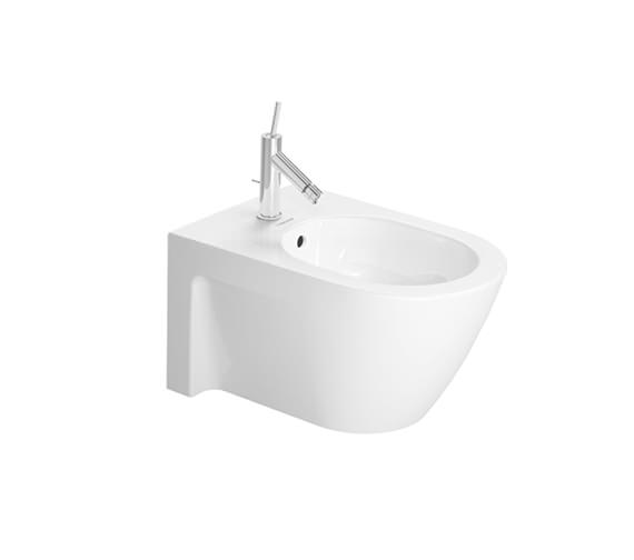 Duravit Starck 2 Wall Mounted Bidet White - 2271150000