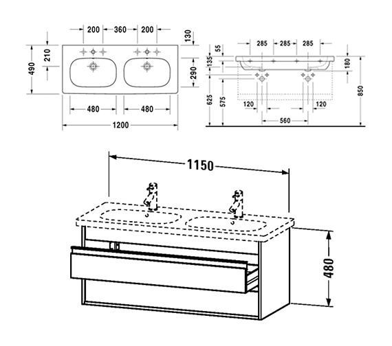 Technical drawing QS-V61928 / KT664901818