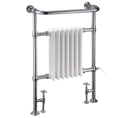 Burlington Trafalgar Radiator 600 x 950mm - R1 CHR