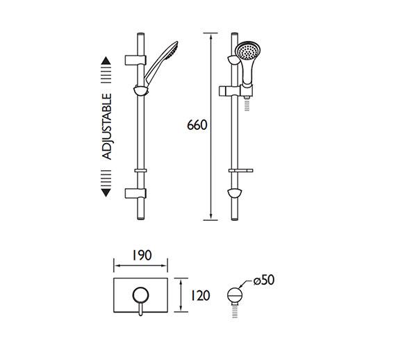 Technical drawing QS-V63008 / AE SHCAR C