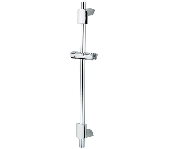 Bristan Evo Adjustable Fixing Bracket Shower Riser Rail - EVC ADR02 C