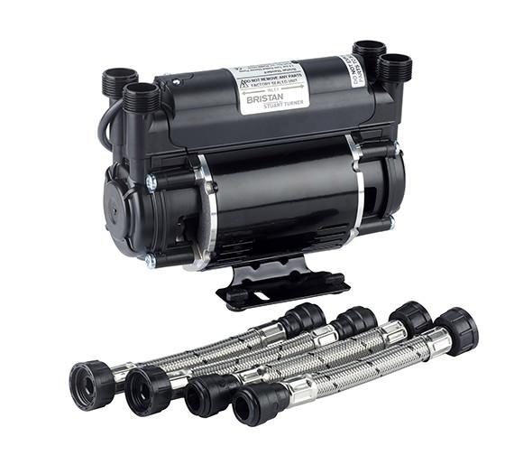 Bristan Stuart Turner 1.5 bar Twin Impeller Shower Pump - ST PUMP15TN