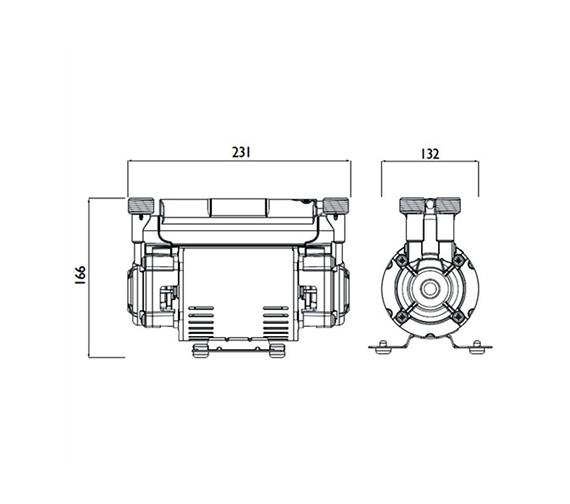 Technical drawing QS-V63034 / ST PUMP20TN