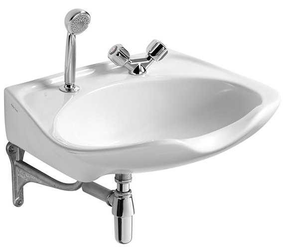 Armitage Shanks Salonex Hairdressers 610mm Washbasin - S230001