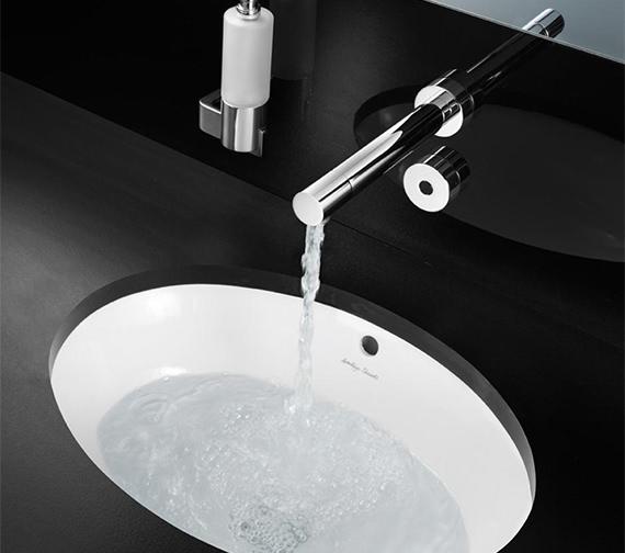 Armitage Shanks Marlow Classic Design Under-Countertop Basin - 560 x 420mm