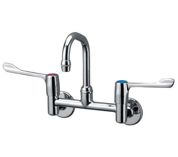 Armitage Shanks Markwik Wall Mounted Mixer Tap - S8210AA