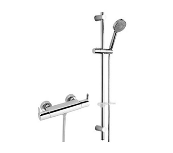 Tre Mercati Ora Thermostatic Exposed Bar Shower Valve With Kit