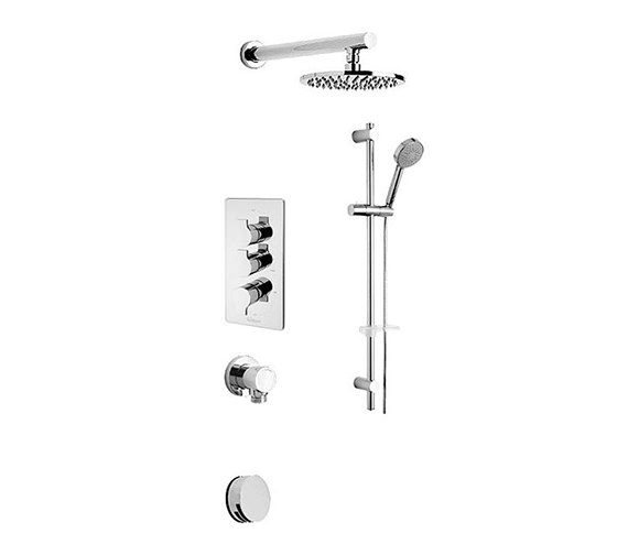 Tre Mercati Ora Concealed 3 Way Diverter Valve And Kit - 22193A