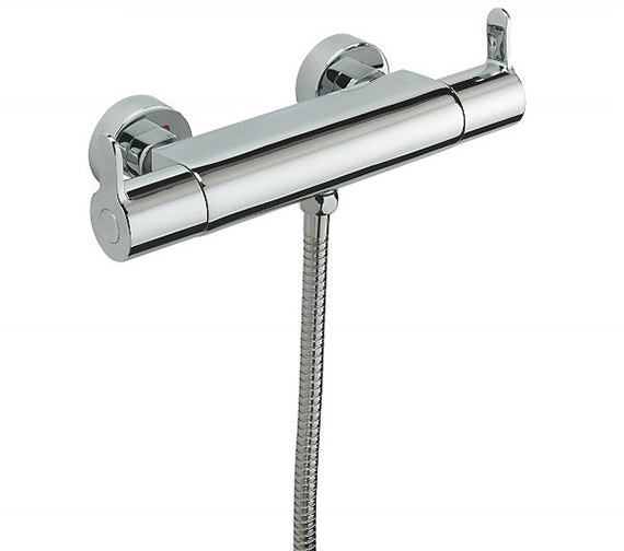 Tre Mercati Coast Lollipop Exposed Shower Valve With Slide Rail Kit