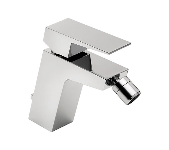 Tre Mercati Wilde Mono Bidet Mixer Tap With Click Clack Waste - 47080