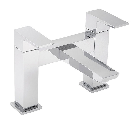 Tre Mercati Wilde Bath Filler Tap Chrome - 47040