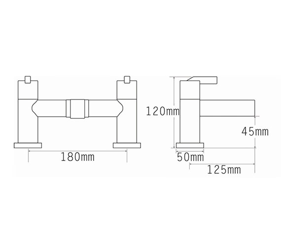 Technical drawing QS-V70544 / 22540