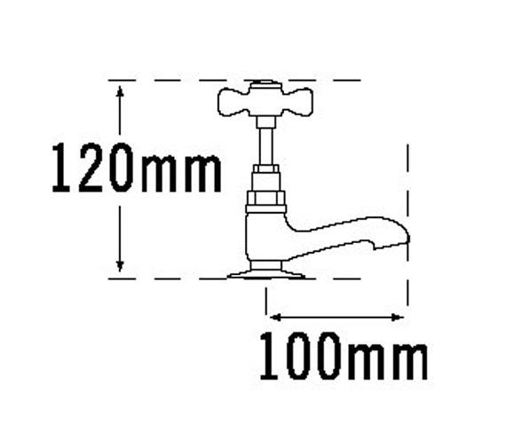 Technical drawing QS-V70666 / 1092