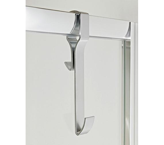 Premier Multi-Purpose Hook For Framed Enclosure
