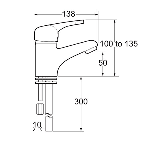 Technical drawing QS-V71479 / LACE313