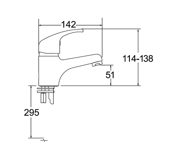 Additional image for QS-V71487 Deva Taps & Showers - ADORE313