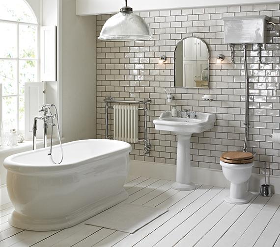 Heritage Victoria Traditional Bathroom Suite - 3