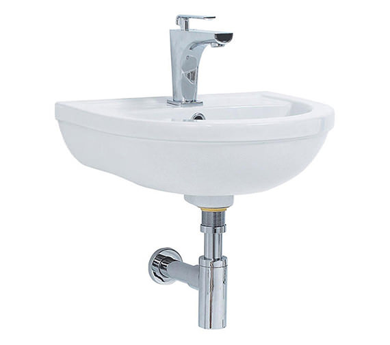 Phoenix Emma Wall Hung Basin 560mm - EM004