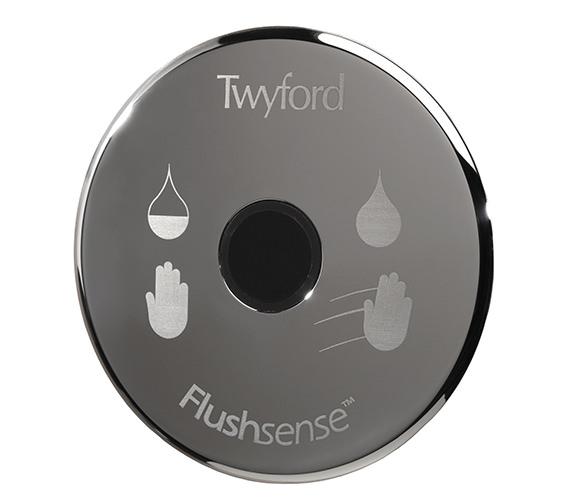 Twyford Dual Flush Flushsense Infra Red Sensor For Touch Free Flush Technology