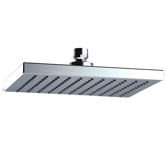 Pura Design ABS Rectangular Shower Head 200 x 150mm - KI082