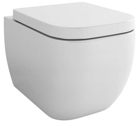 Pura Essence 500mm Wall Hung WC Bowl